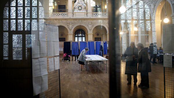 Региональные выборы в Франции, Лион. Декабрь 2015