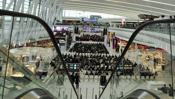 Аэропорт в Будапеште. Архивное фото