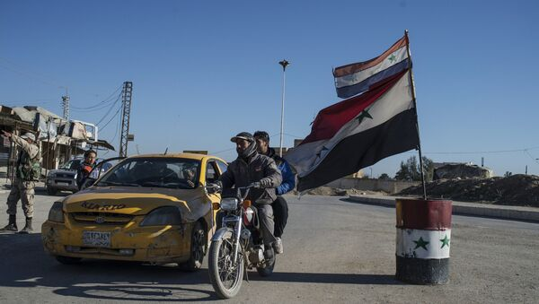 Христианские деревни разрушенные террористами ИГИЛ. Архивное фото