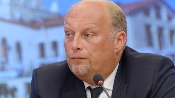 Заместитель руководителя Федерального агентства по туризму РФ Сергей Корнеев