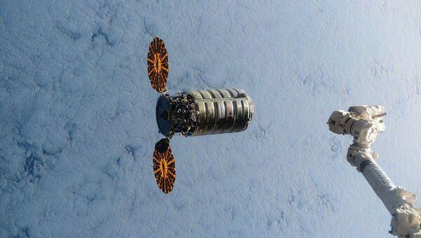 Космический корабль Cygnus. Архивное фото