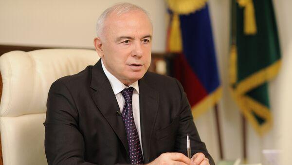 Глава Республики Адыге Аслан Тхакушинов