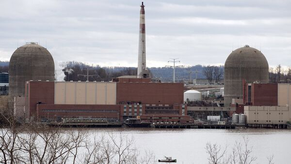 Атомная станция в США. Архивное фото