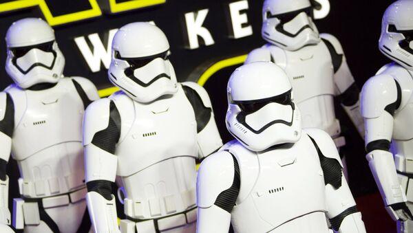 Премьера фильма Звездные войны: Пробуждение силы. Архивное фото