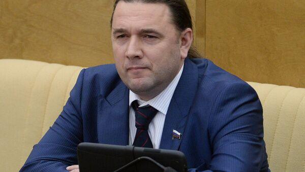 Заместитель председателя комитета Государственной Думы РФ по природным ресурсам, природопользованию и экологии Максим Шингаркин