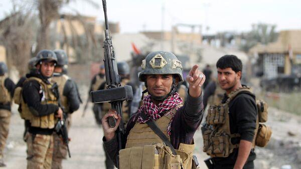 В Ираке нашли установку, из которой обстреляли американскую базу