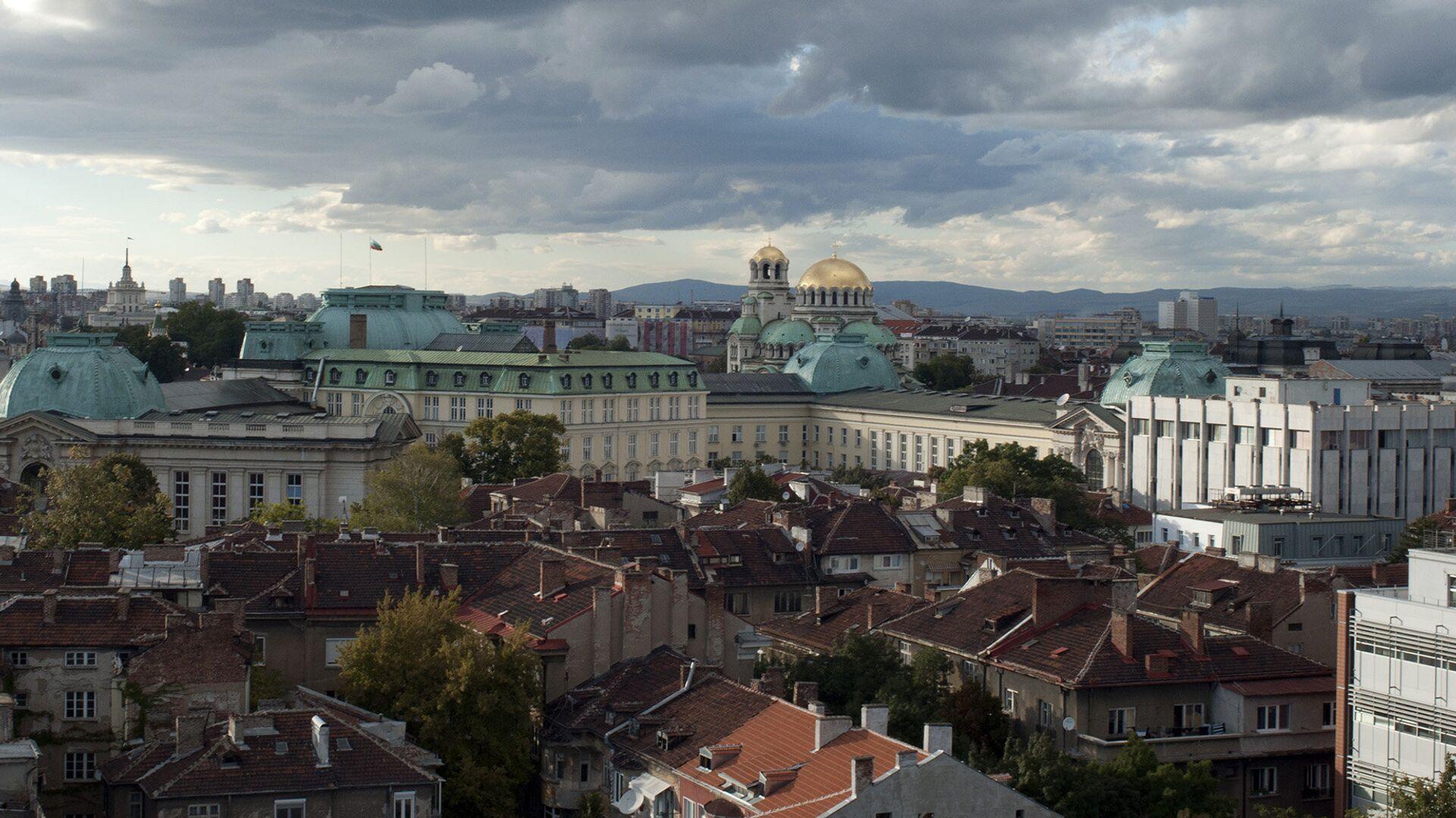 Вид на город София, Болгария - РИА Новости, 1920, 19.03.2021