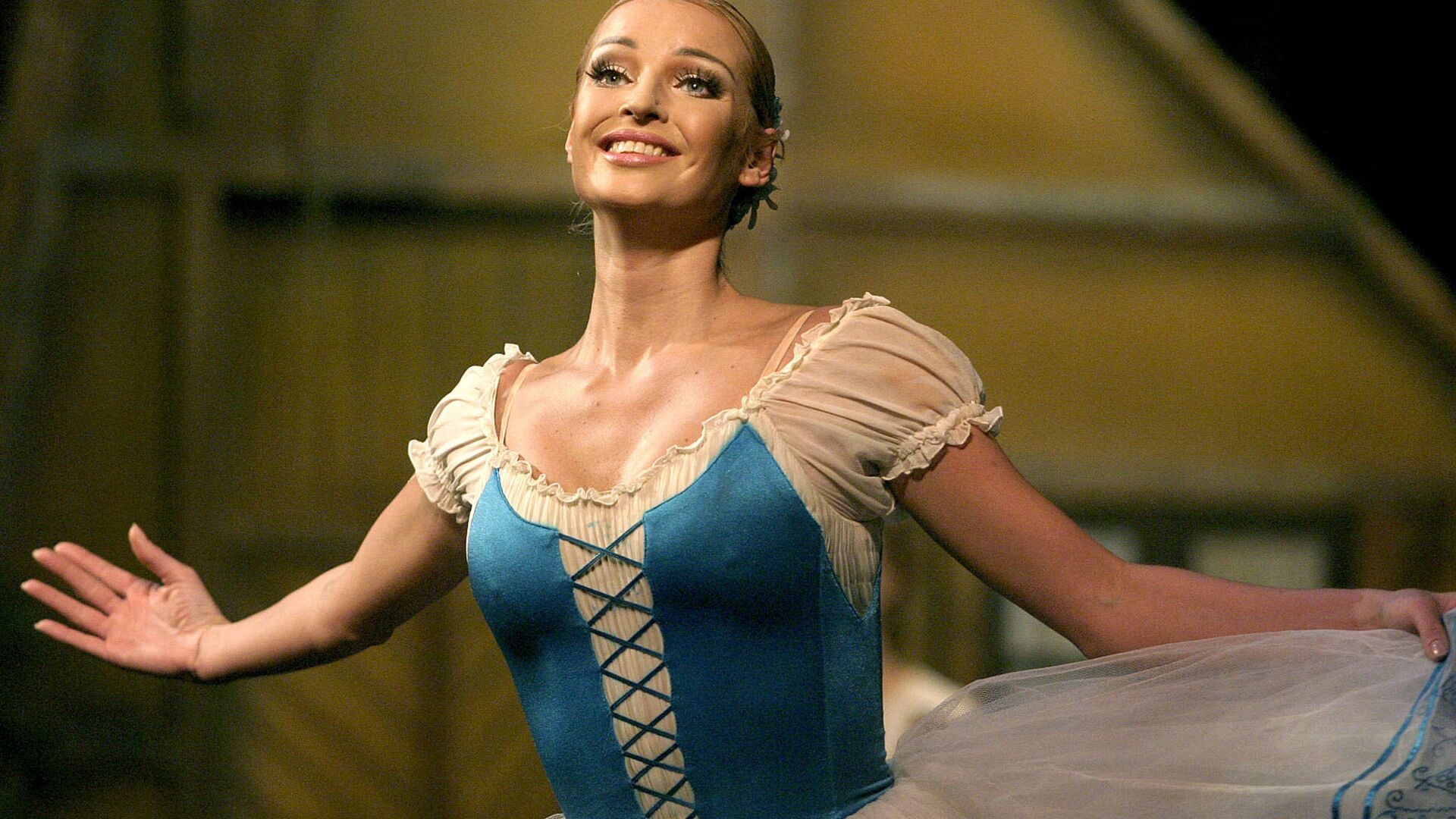 Балерина Анастасия Волочкова выступает в Санкт-Петербурге - РИА Новости, 1920, 15.06.2021