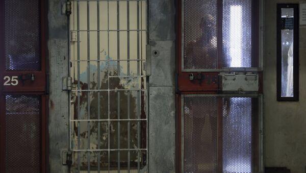 Тюрьма в Калифорнии. Архивное фото