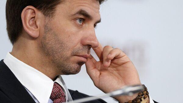 Министр РФ по вопросам Открытого правительства Михаил Абызов. Архивное фото
