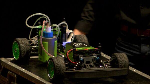 Муравьиная кислота вместо бензина: голландцы показали автомобиль будущего