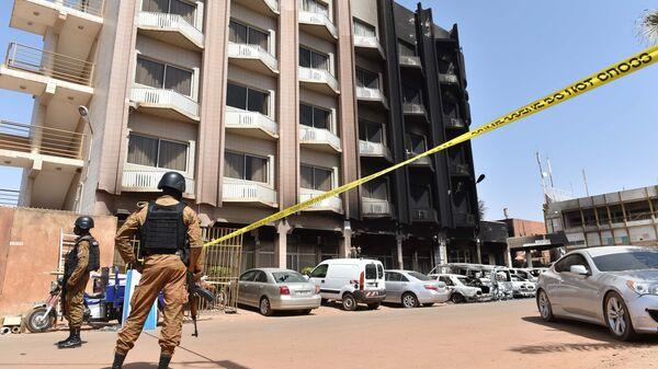 Полиция в Буркина-Фасо