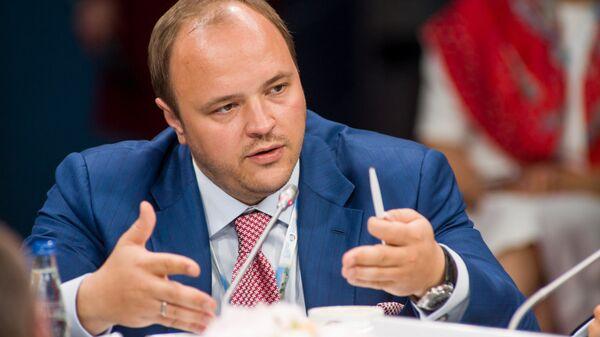 Генеральный директор ОАО ФосАгро Андрей Гурьев