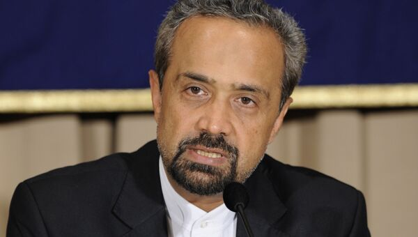 Глава администрации президента Ирана, советник по экономическим вопросам Мохаммад Нахавандиан