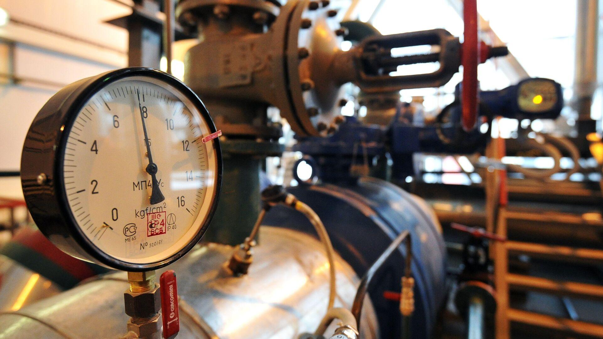 Машинный зал тепловой станции - РИА Новости, 1920, 28.09.2020