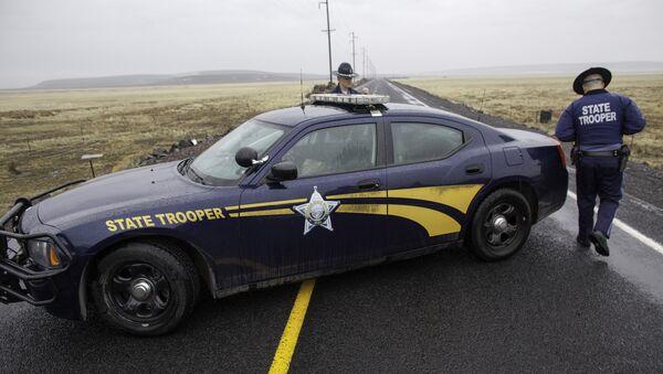 Полицейские США. Архивное фото