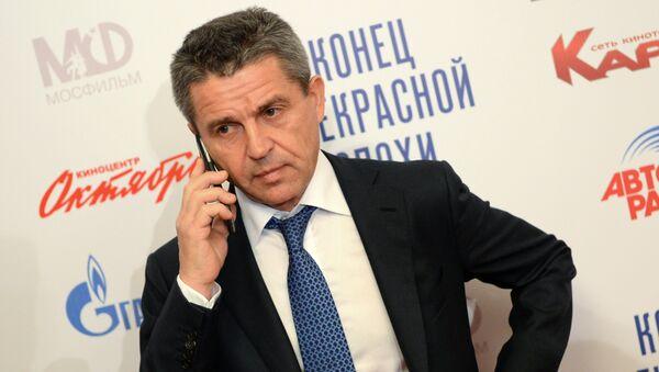 Пресс-секретарь Следственного комитета РФ Владимир Маркин. Архивное фото