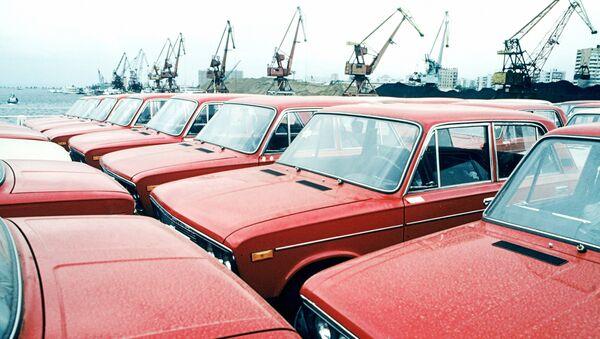 Волжский автомобильный завод в Тольятти. Архивное фото