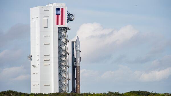 Ракета Atlas 5. Архивное фото