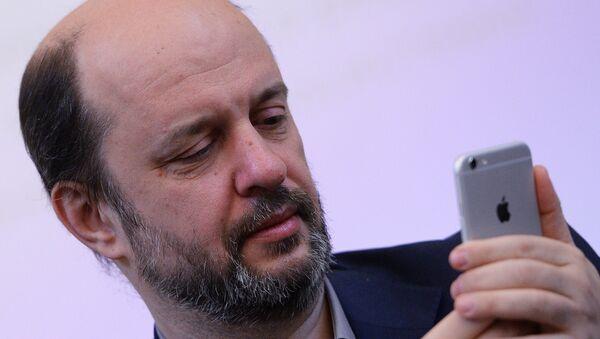 Советник президента РФ Герман Клименко. Архивное фото