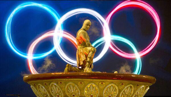 Участник карнавала в Рио-де-Жанейро. Архивное фото