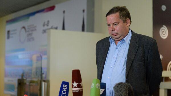 Посол России в Ливии Иван Молотков. Архивное фото