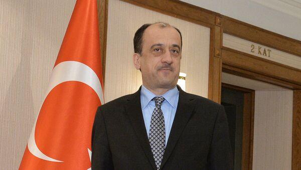 Посол Турецкой республики в РФ Умит Ярдым. Архивное фото