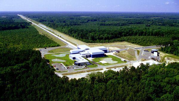 Лазерно-интерферометрическая гравитационно-волновая обсерватория в штате Луизиана