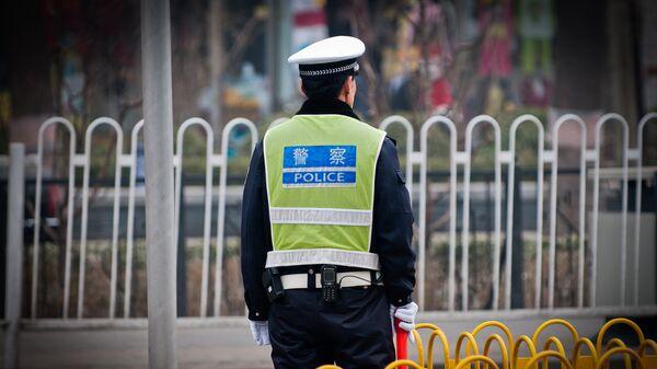 Полицейский, Китай