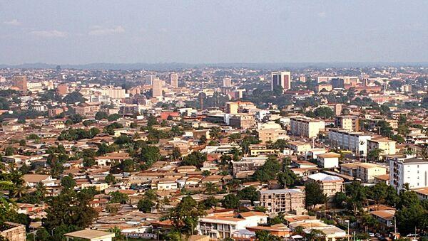 Вид на столицу Камеруна. Архивное фото