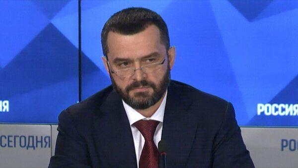 Экс-глава МВД Украины Виталий Захарченко. Архивное фото