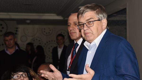 Посол РФ в Марокко Валерий Воробьев