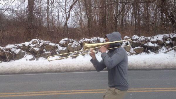 Тест-драйв тромбона
