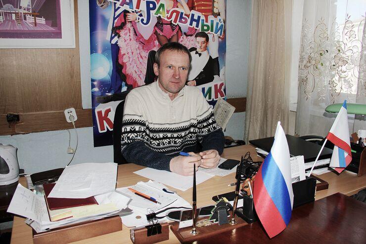 Режиссер Владимир Косов
