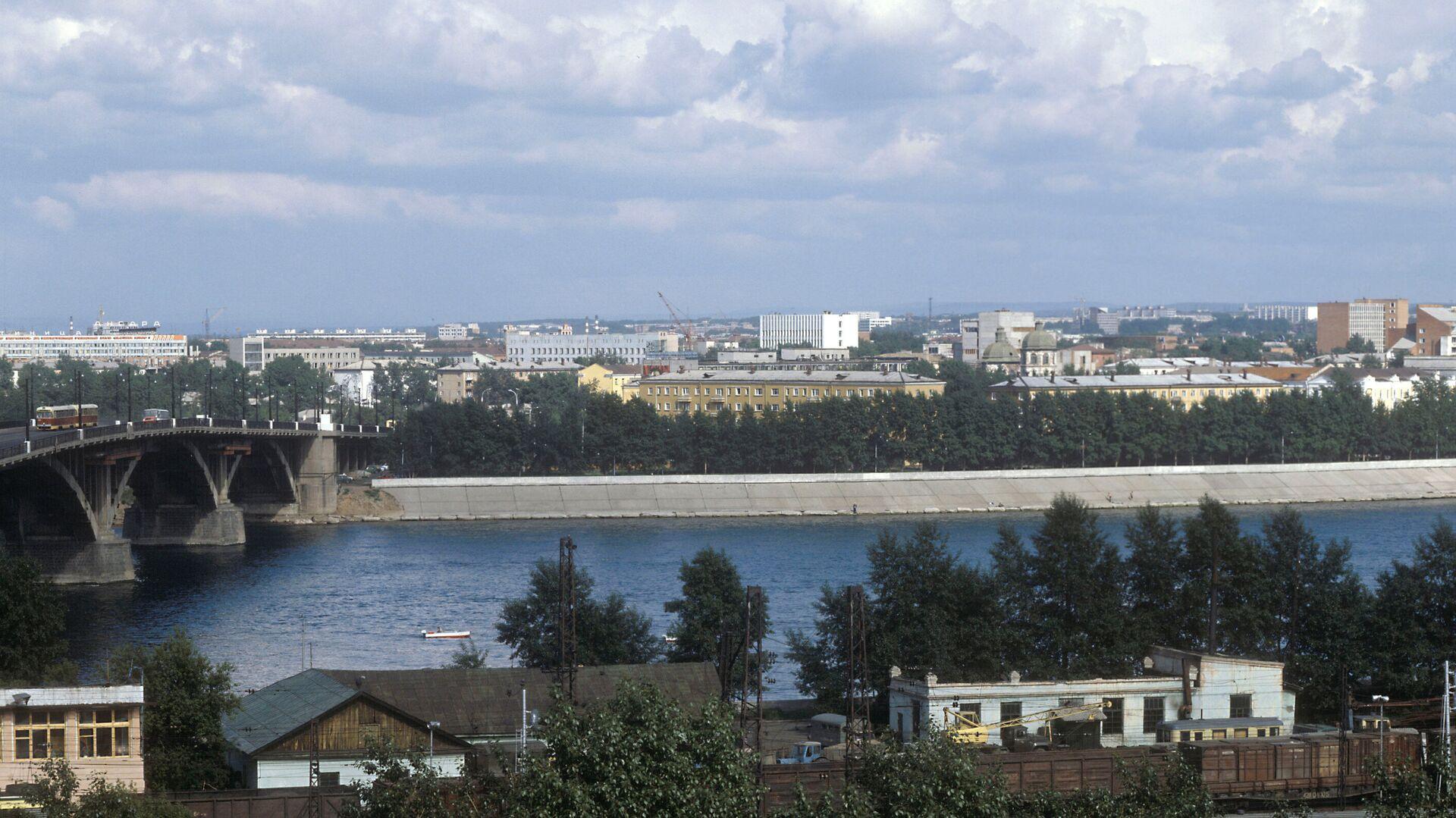 Города России. Иркутск - РИА Новости, 1920, 21.09.2020