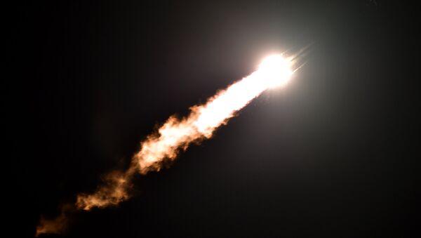 Пуск ракеты-носителя Союз-ФГ. Архивное фото