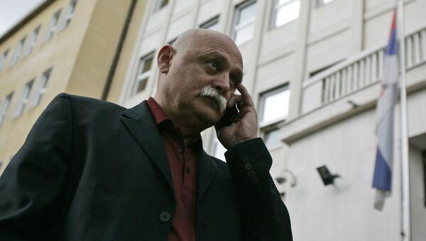 Брат первого президента Республики Сербской Радована Караджича Лука Караджич