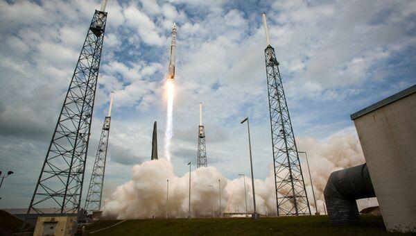 Старт ракеты Atlas V. Архивное фото