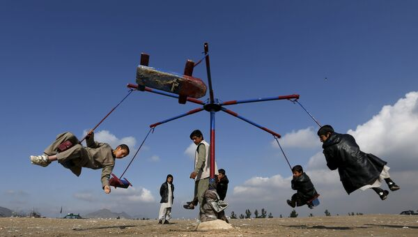 Кабул. Афганистан. Архивное фото