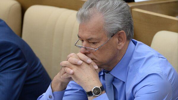 Николай Булаев. Архивное фото