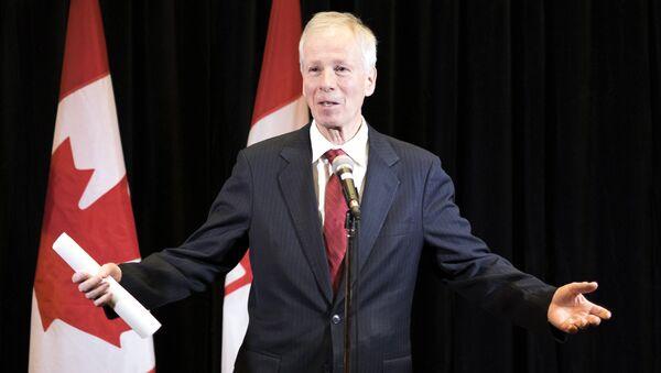 Министр иностранных дел Канады Стефан Дион. Архивное фото