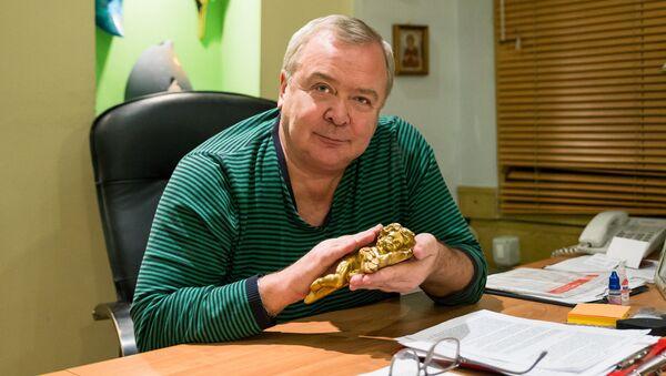 Сергей Проханов. Архивное фото
