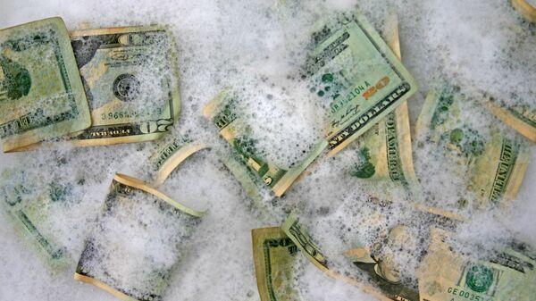 Отмывание денег. Архивное фото