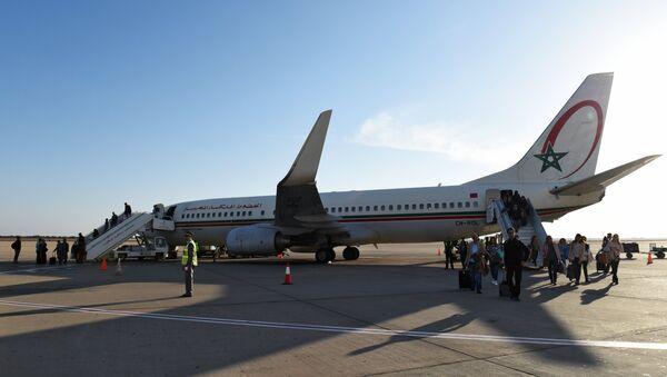 Аэропорт Аль-Массира в Агадире. Архивное фото