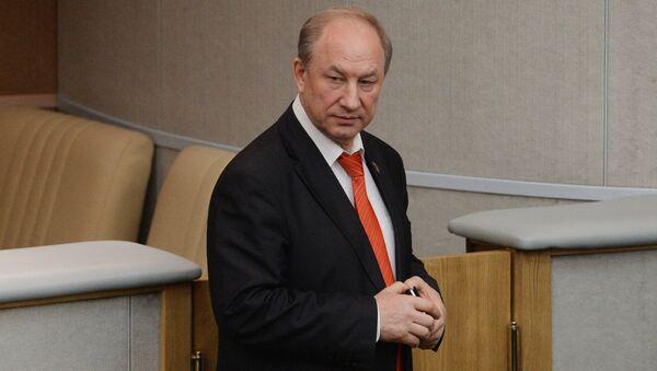 Валерий Рашкин. Архивное фото.