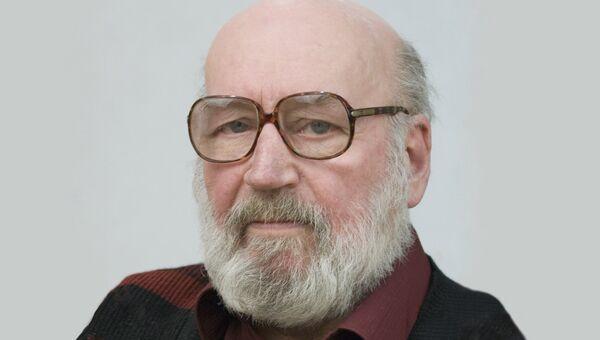 Народный художник России Владимир Серебровский