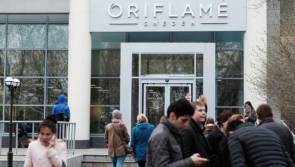 В московском офисе компании Oriflame проходят обыски