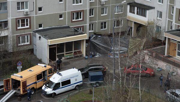 Склад оружия и боеприпасов нашли в подвале девятиэтажки на юге Москвы