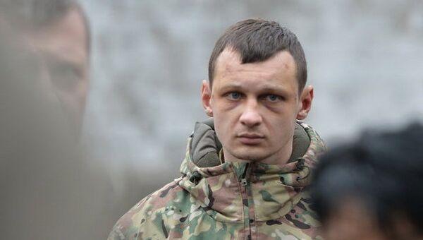 Экс-глава Гражданского корпуса Азов-Крым Станислав Краснов