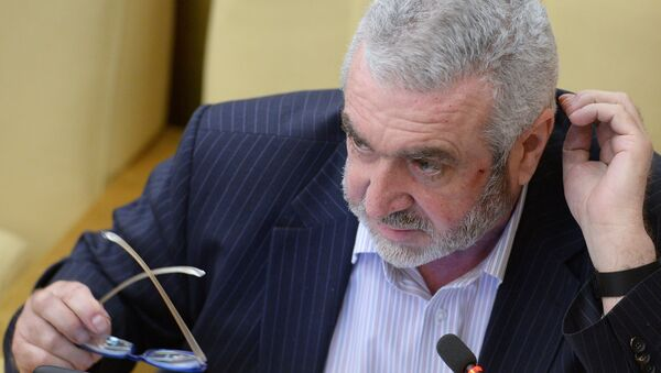 Депутат Госдумы Валерий Зубов. Архивное фото